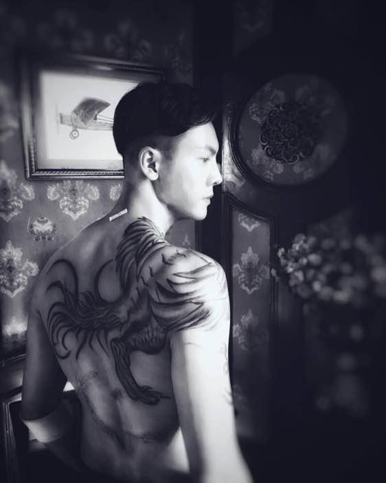 老九门纹身|穷奇纹身|是什么?